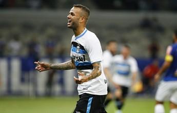 Grêmio dá aula de futebol, faz 2 a 0 no Cruzeiro e fica perto da final da Copa