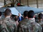 Britânicos voltam a bombardear  alvos em campo de petróleo na Síria