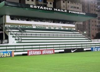Estádio da Serrinha (Foto: Márcio Iannacca / GloboEsporte.com)