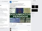 Página no Facebook vira 'achados e perdidos' em cidade do interior de SP
