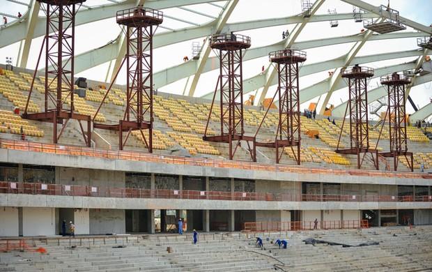 Arena da Amazônia, Manaus (Foto: Andrade Gutierrez)