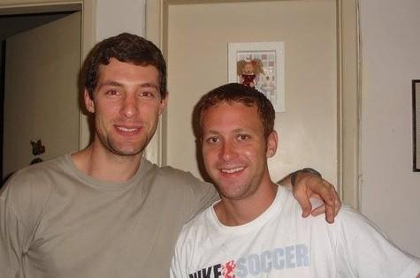 Éric Muller e Sérgio Hondjakoff (Foto: Arquivo pessoal)
