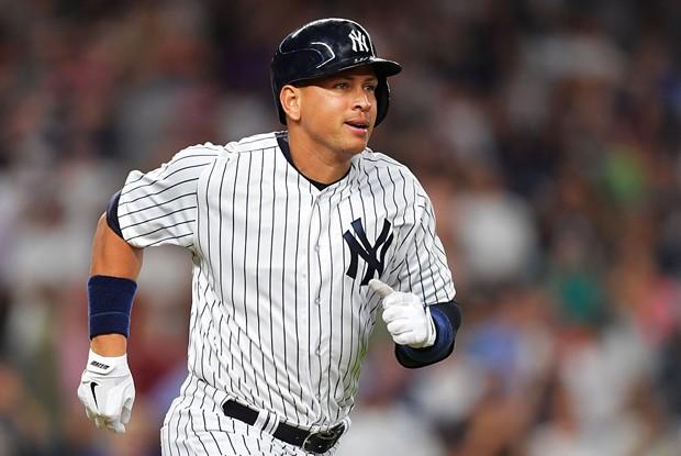 Alex Rodriguez (Foto: Getty Images)
