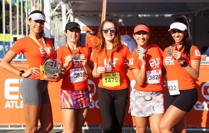 Corrida Eu Atleta São Paulo (Foto: Paulina Riquelme)