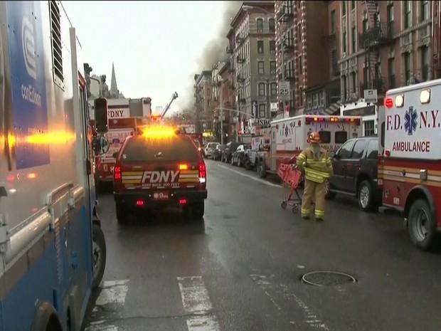 NY (Foto: Reprodução/GloboNews)
