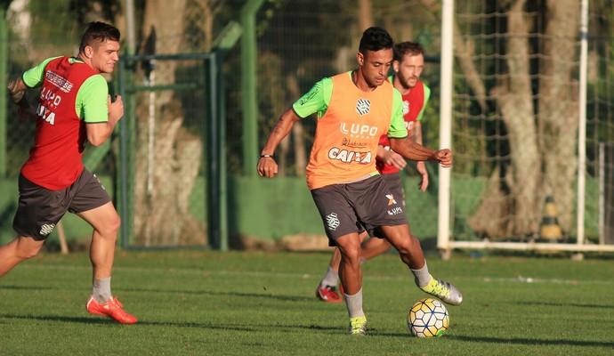 Werley Figueirense (Foto: Luiz Henrique/FFC)