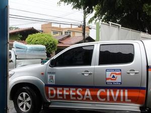 Defesa Civil de Vila Velha listou áreas prejudicadas (Foto:  Semcom/ PMVV)
