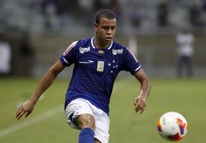 Mayke, lateral do Cruzeiro (Foto: Washington Alves/Light Press/Cruzeiro)