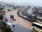 Defesa Civil de Juiz de Fora registra mais de 40 ocorrências devido à chuva