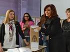 Kirchner segue 'em franca recuperação', diz vice argentino