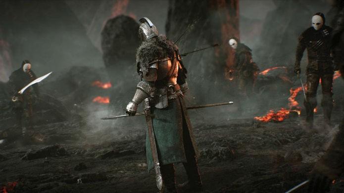 Morra e retorne para morrer mais uma vez em Dark Souls 2 (Foto: Divulgação/Bandai Namco)