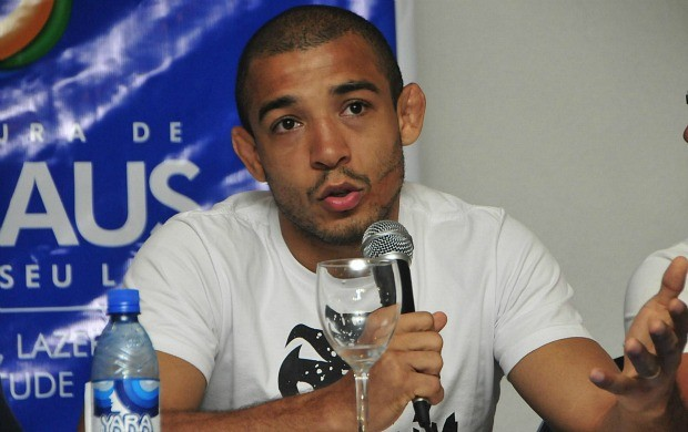 José Aldo (Foto: Antônio Lima/Semdej)
