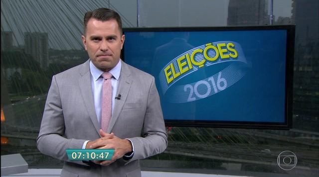 Acompanhe a agenda dos candidatos à prefeitura da capital