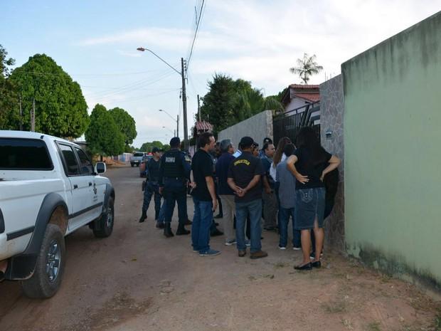Operação encontrou nove mulheres venezuelanas em situação de cárcere privado (Foto: Divulgação/TJRR)
