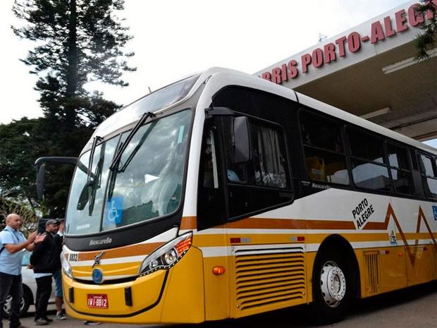 ônibus Carris Porto Alegre (Foto: Carris/Divulgação)