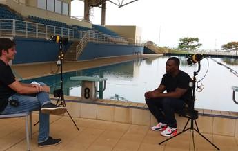 Herói olímpico, Eric Moussambani conta como virou nadador por acaso