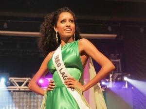 Karen Recalde, de 22 anos, foi eleita Miss MS (Foto: Divulgação/ Alexis Prappas)