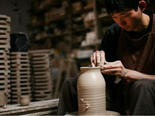 Mostra de Cerâmica terá demonstração de modelagem (Foto: Jonny Ueda/ O Diário de Mogi)