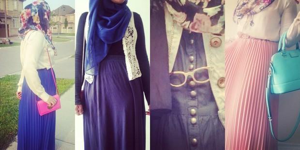 The Muslim Girl  (Foto: Reprodução/Instagram)