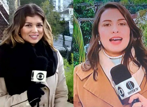 Alyssa Gomes e Priscila Dianin cobrem a Cidade Imperial (Foto: Reprodução)