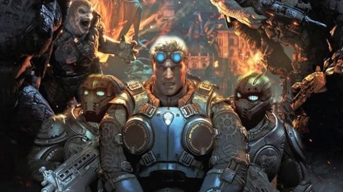 Gears of War: Judgment é um dos jogos gratuitos disponíveis na promoção Game with Gold em abril (Foto: Reprodução/Game Informer)