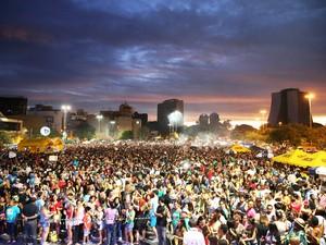 Carnaval de rua Cidade Baixa Porto Alegre (Foto: Pedro Tesch/Divulgação)