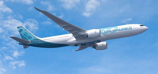 Airbus A330-900neo (Foto: Divulgação)