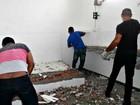 Celas de luxo usadas por traficante em presídio são destruídas, diz Seap-AM