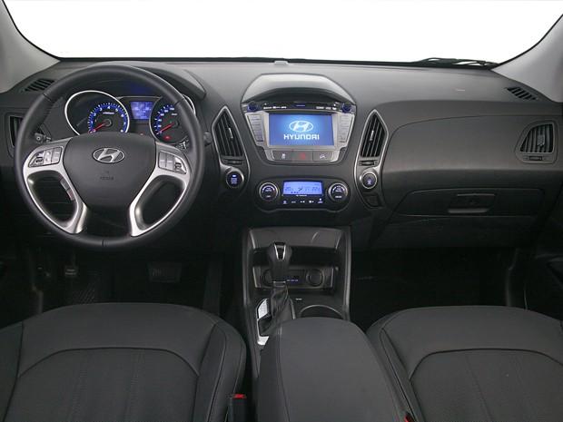 Hyundai ix35 2016 (Foto: Divulgação)