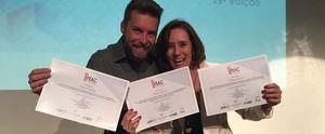 EPTV e G1 vencem edição 2016 do Prêmio Feac de Jornalismo em quatro categorias (Mais Caminhos)