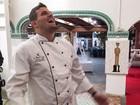 Chef americano aposta em pratos que têm maconha como ingrediente