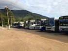 Mais um ônibus é apedrejado na Grande Florianópolis