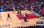 Melhores momentos: New Orleans Pelicans 99 x 107 Chicago Bulls pela NBA