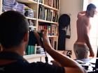 'Nunca levei tapa, é mais apertão', diz Borat de 'Amor & Sexo' sobre transas