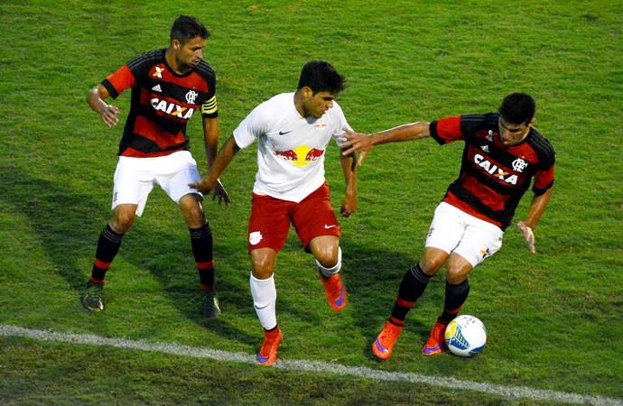 Flamengo x RB Brasil Copa São Paulo Futebol Júnior (Foto: Nicholas Modesto)