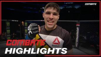 Veja os melhores nocautes e finalizações de Vicente Luque no UFC