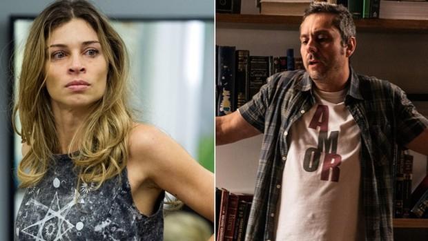 Grazi e Nero são indicados ao Emmy Internacional  (Estevam Avellar e Pedro Curi/TV Globo)