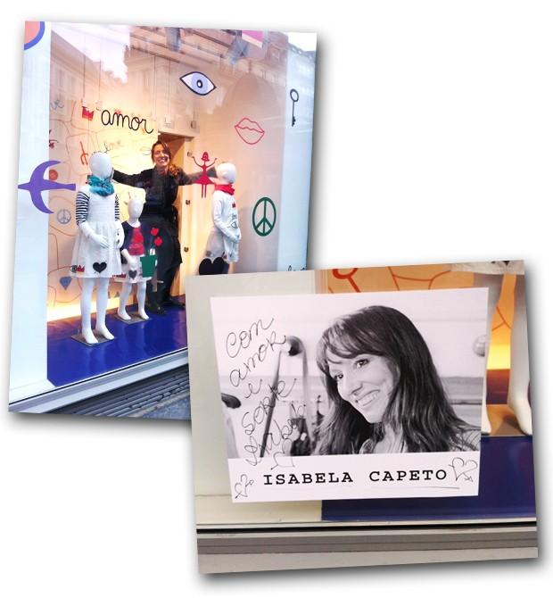 Isabela Capeto cria coleção-cápsula para rede francesa Monoprix