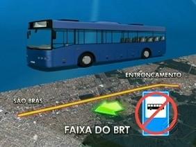 Projeto BRT (Foto: Reprodução/TV Liberal)
