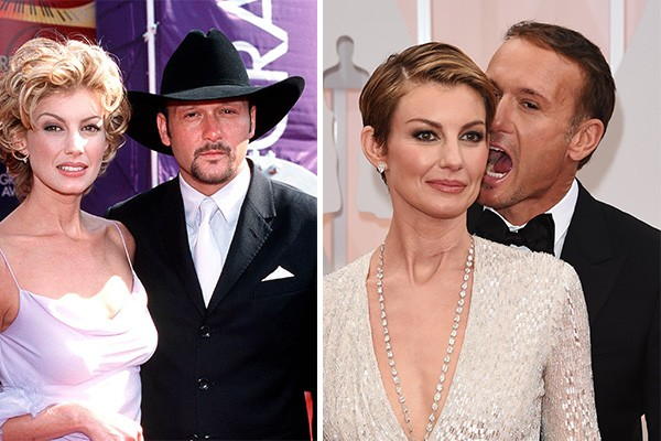 Faith Hill e Tim McGraw (Foto: Getty Images)
