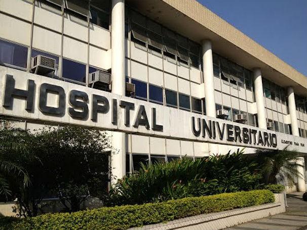 Hospital Universitário Clementino Fraga Filho (HUCFF/UFRJ) (Foto: Divulgação)
