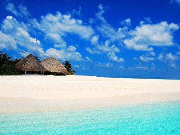 Ilhas Maldivas (Foto: Mohamed Lujaz Zuhair/Creative Commons)