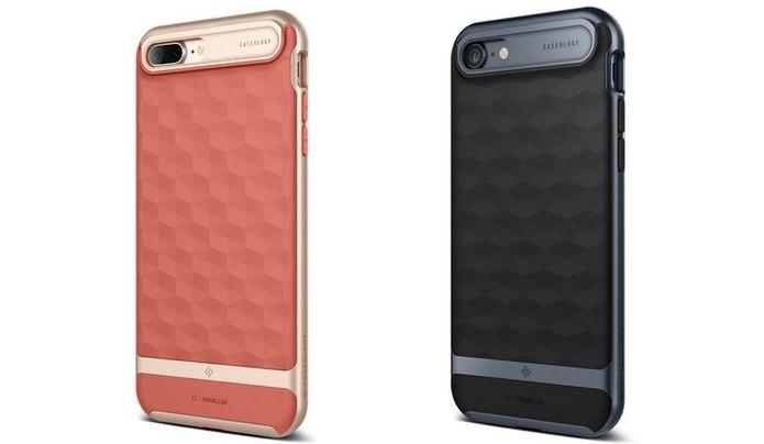 Case Parallax para iPhone 7 e iPhone 7 Plus (Foto: Divulgação/Caseology)