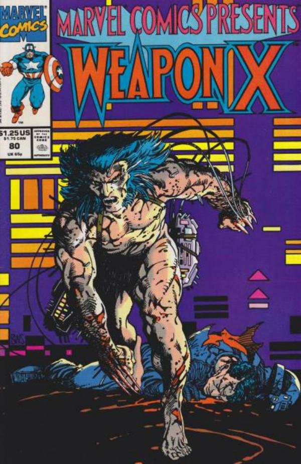 Gerard Jones também trabalhou com os quadrinhos e a revista do Weapon X (Foto: Reprodução)