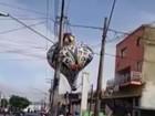 Balões e pipas deixaram 170 mil sem energia elétrica no Alto Tietê em 2016