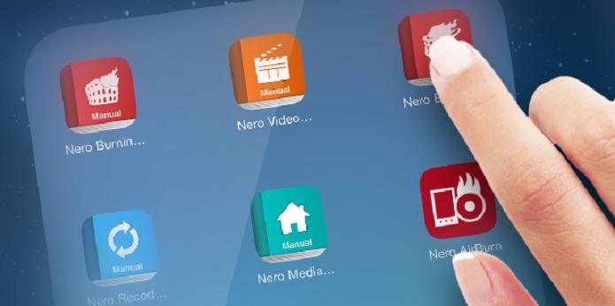 Nero possui aplicativo para smartphones e tablets (Foto: Divulgação/Nero)