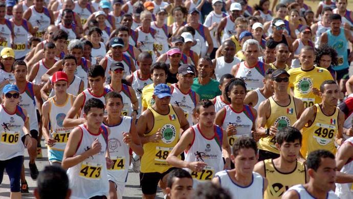 Corrida de Rua AL (Foto: Divulgação/ SEMEL)