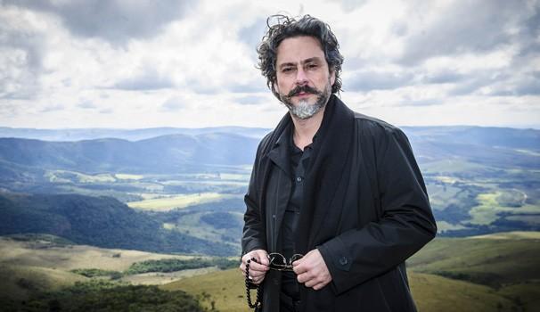 Alexandre Nero (Foto: Globo/Alex Carvalho)