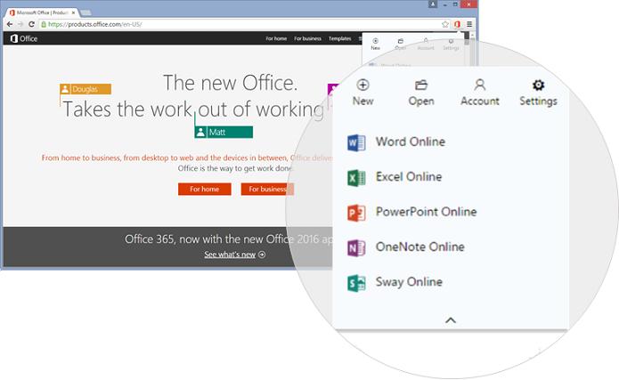 Office Online ganhou novo plugin e novas funcionalidades (Foto: Divulgação/Microsoft)