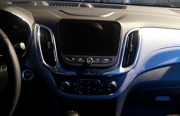 Chevrolet Equinox é apresentado em Buenos Aires (Foto: Alberto Cataldi / Autoesporte)